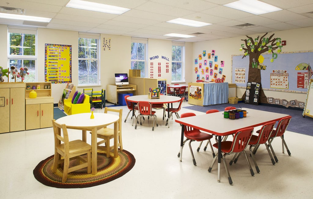 """Triumph Modular Builds a New Home for the """"CUBS"""" of Franklin Elementary School"""