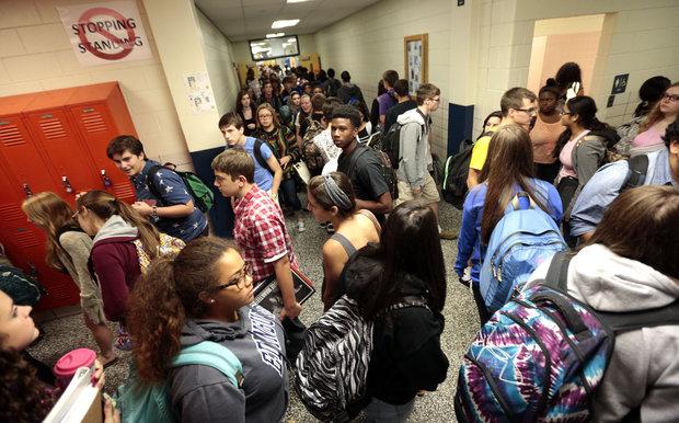school enrollment canton