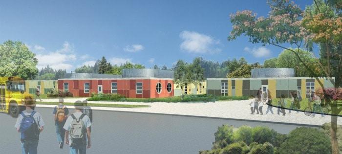 Modular Classrooms Solve Construction Crunch for Needham, MA School