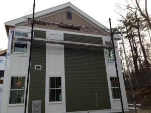 Affordable Green Modular Multi Unit Housing