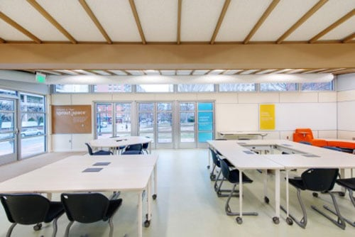 Who in Washington is committed to creating better learning environments?