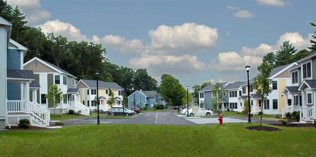 Affordable Modular Residential Development