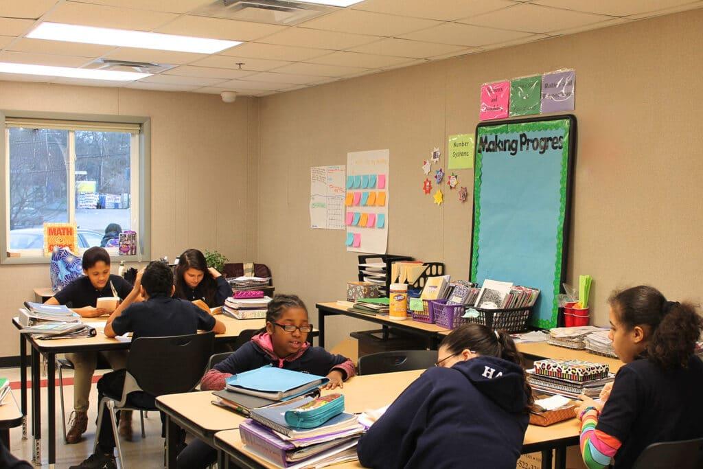Green Classrooms in Newton?