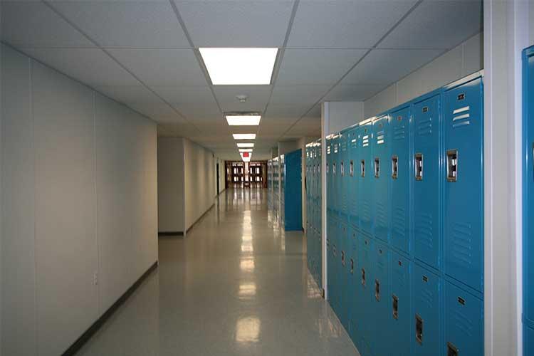 Grafton Project Hallway