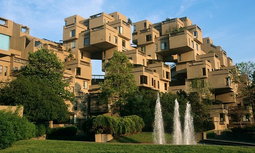 Hotel Moderne Montreal
