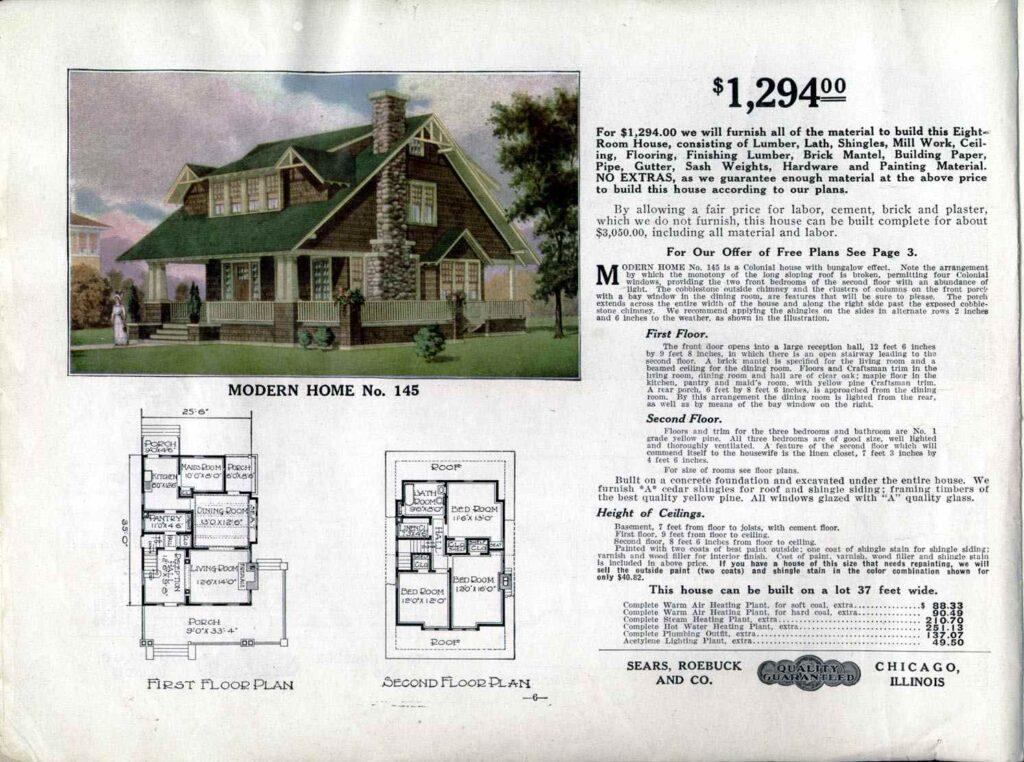 Salute to Sears, a Pre-fab Pioneer