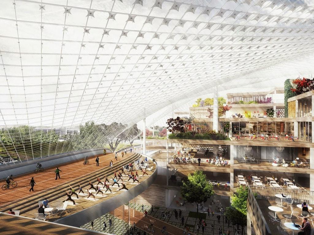 The Future of Modular – Reconfigurable Campus?