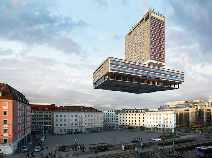 Temporarily Permanent Buildings