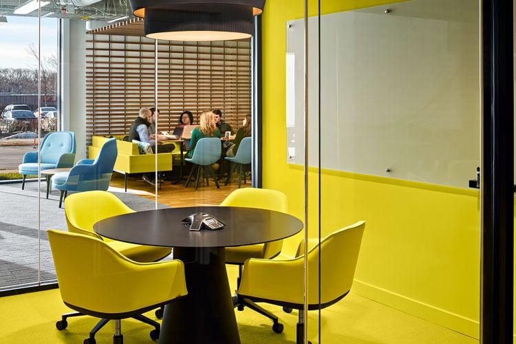 15,000 square-foot two-story Pagliuca Harvard Life Lab