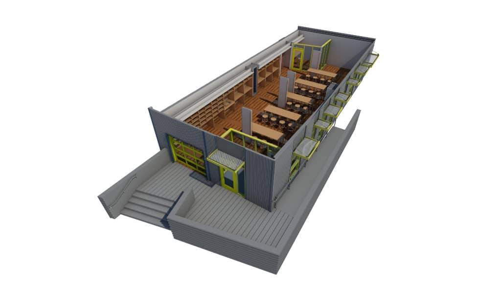 MakerSpace Aerial