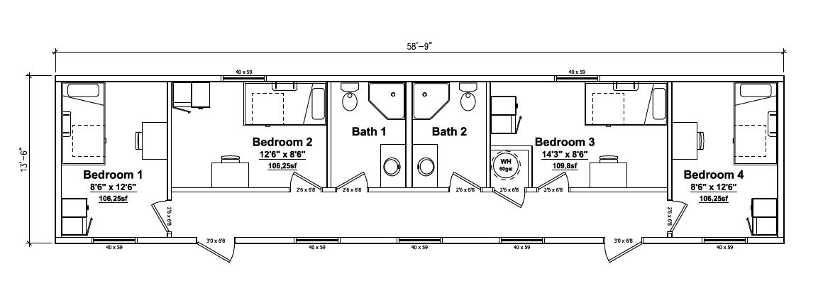 modular student housing