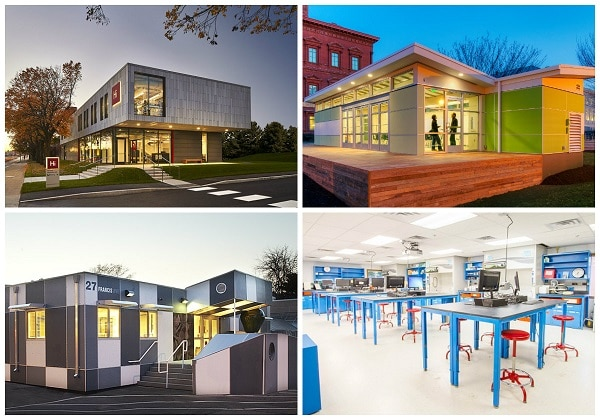 Aesthetics and Innovative Modular Buildings