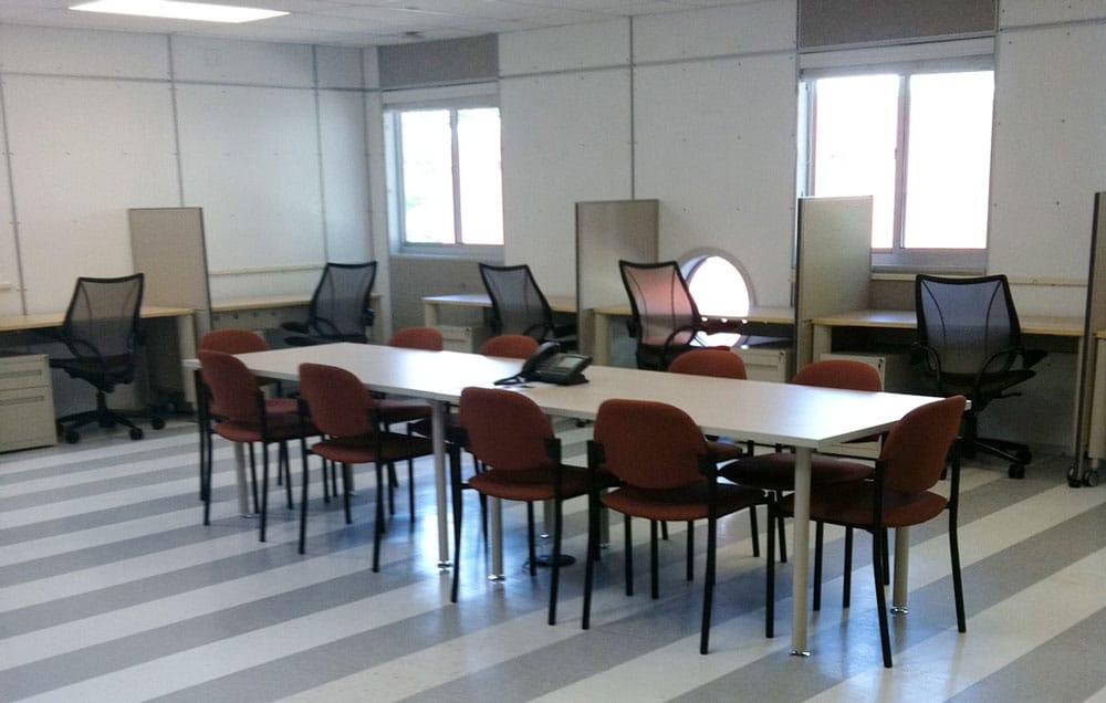 Tufts-SIS-interior