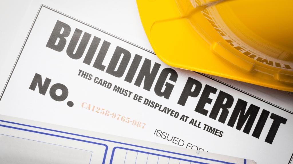 Permitting Cone – Guardrail Construction