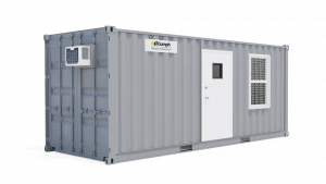 20' all office container
