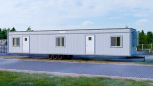 Pro-Space 12x60 Office Trailer
